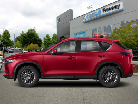 2020 Mazda CX-5 GS  -  Power Liftgate - $211 B/W