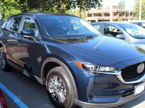 Pre-Owned 2019 Mazda CX-5 GS Auto AWD - Comfort Package - $210 B/W