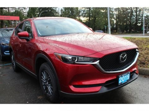 New 2019 Mazda CX-5 GS Auto AWD - Power Liftgate - $231 B/W