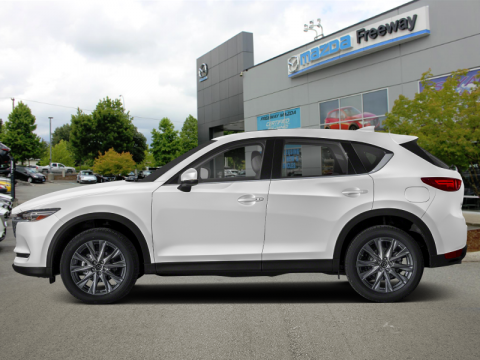 2020 Mazda CX-5 GT  - Leather Seats - $252 B/W