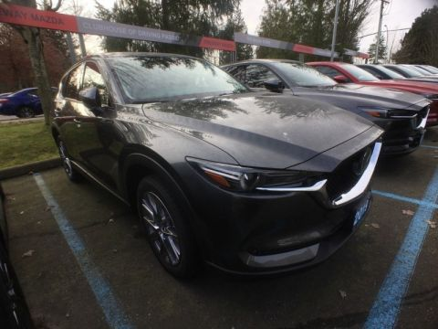 New 2019 Mazda CX-5 GT w/Turbo Auto AWD - Head-up Display - $254 B/W