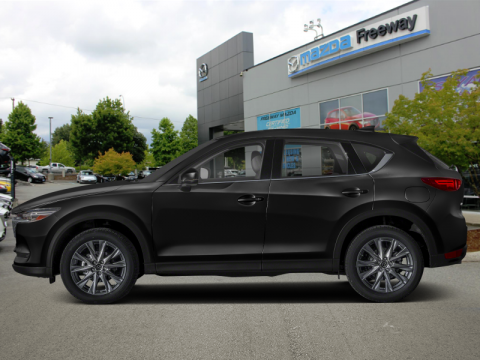 New 2019 Mazda CX-5 GT w/Turbo Auto AWD - Head-up Display - $265 B/W