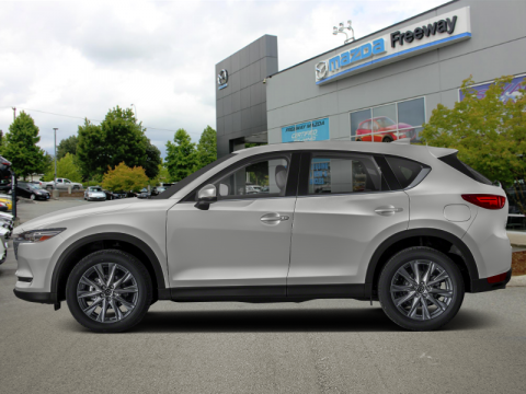 2019 Mazda CX-5 GT w/Turbo Auto AWD