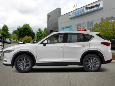 2019 Mazda CX-5 GT w/Turbo Auto AWD  - Head-up Display - $266 B/W