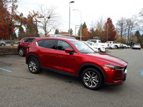 Pre-Owned 2019 Mazda CX-5 Signature Auto AWD - Upgraded Style - $247 B/W