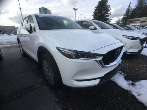 New 2019 Mazda CX-5 Signature Auto AWD - Head-up Display - $262 B/W