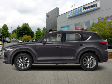 2019 Mazda CX-5 Signature Auto AWD  - Head-up Display - $277 B/W