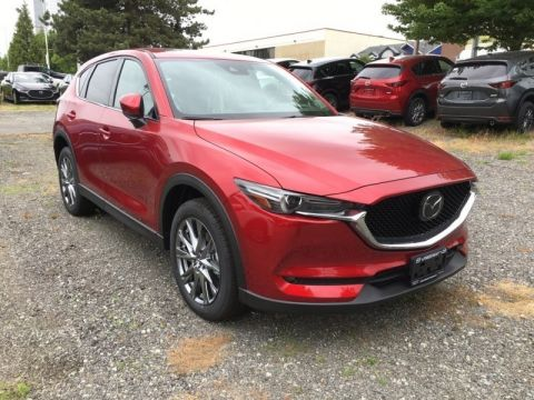 New 2019 Mazda CX-5 Signature Auto AWD - Head-up Display - $264 B/W