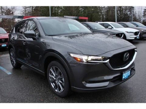 Pre-Owned 2019 Mazda CX-5 Signature Auto AWD - Head-up Display - $253 B/W