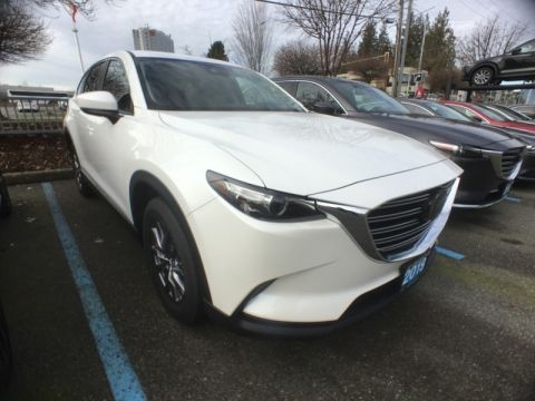 New 2019 Mazda CX-9 GS AWD - $261 B/W