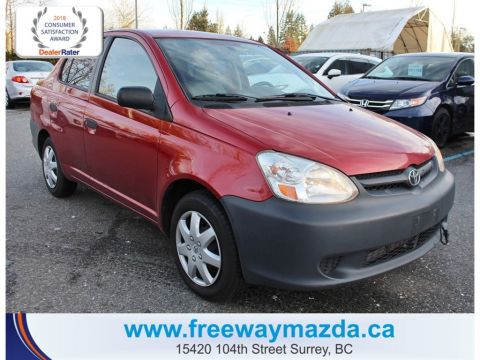 Pre-Owned 2005 Toyota Echo -SONY STEREO/USB/AUX