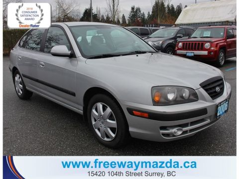 Pre-Owned 2006 Hyundai Elantra VE-ONE OWNER
