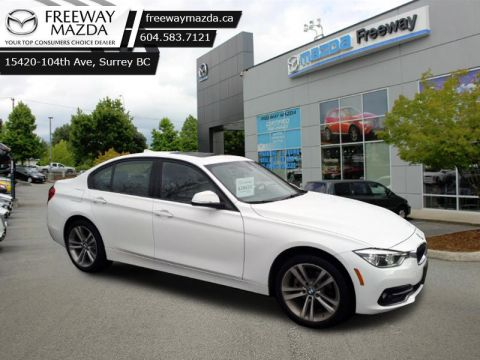 2018 BMW 3 Series 330i xDrive Sedan - Navigation - $205 B/W AWD Sedan
